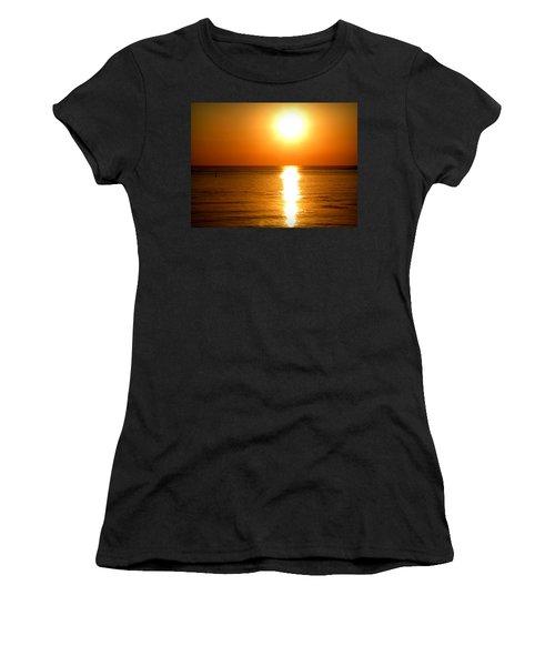 Aegean Sunset Women's T-Shirt