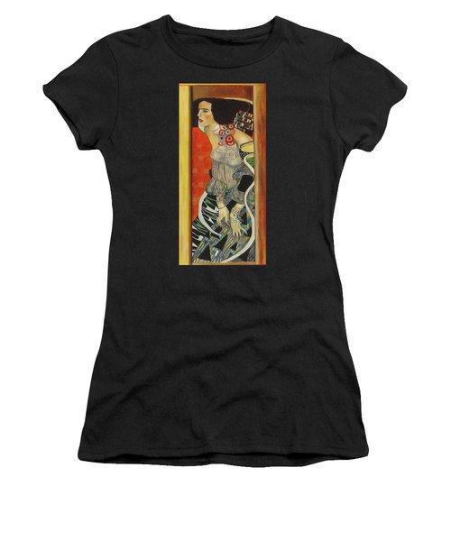After Gustav Klimt Women's T-Shirt