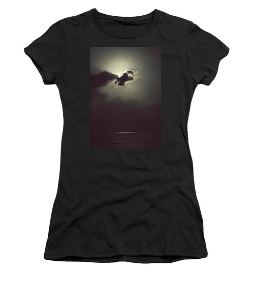 Women's T-Shirt (Junior Cut) featuring the photograph After The Storm by Melanie Lankford Photography