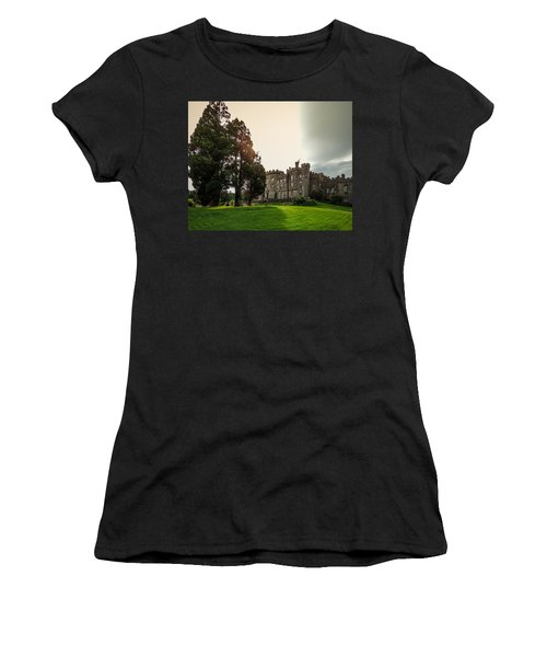 Afternoon Sun Over Markree Castle Women's T-Shirt