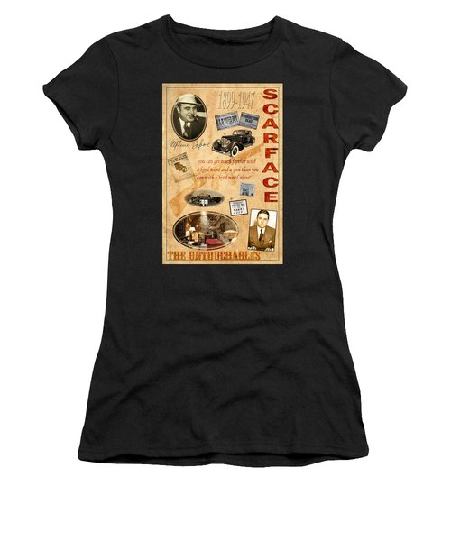 Al Capone Women's T-Shirt