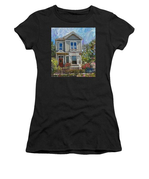 Alameda 1892 Queen Anne Women's T-Shirt (Athletic Fit)