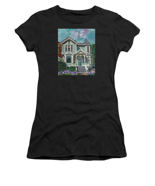 Alameda 1897 - Queen Anne Women's T-Shirt (Athletic Fit)