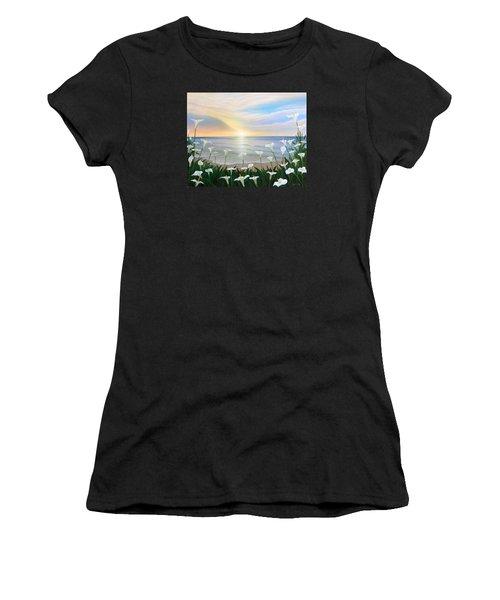 Alcatraces Women's T-Shirt (Athletic Fit)