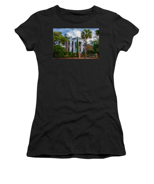 All Decorated Up For Christmas Women's T-Shirt