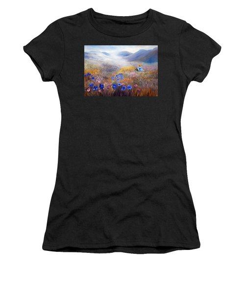 All In A Dream - Impressionism Women's T-Shirt