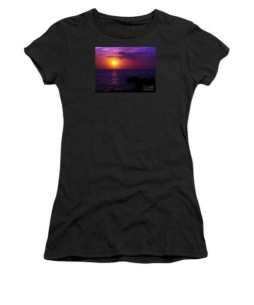 Aloha I Women's T-Shirt (Junior Cut) by Patricia Griffin Brett