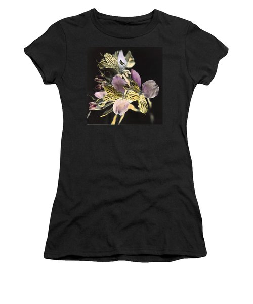Alstroemeria Women's T-Shirt (Athletic Fit)