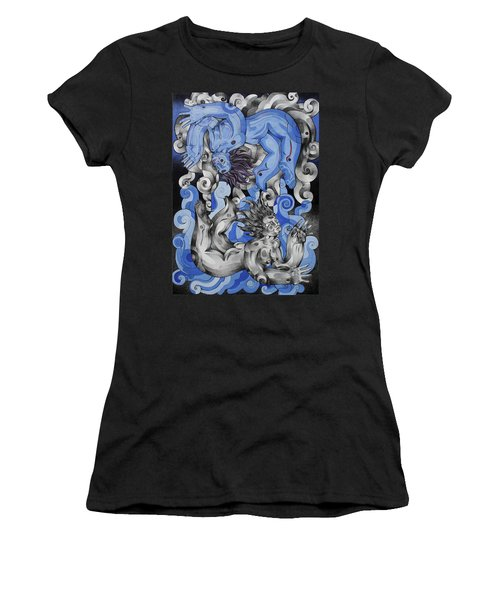 Alter Ego Women's T-Shirt (Athletic Fit)