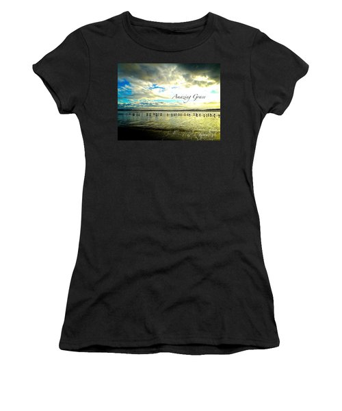 Amazing Grace Sunrise 2 Women's T-Shirt (Athletic Fit)