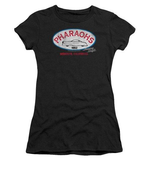 American Graffiti - Pharaohs Women's T-Shirt