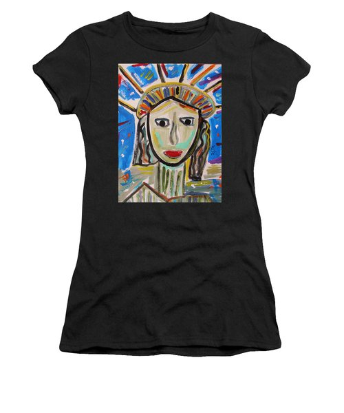 American Lady Women's T-Shirt (Athletic Fit)