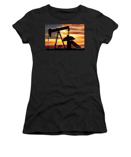 American Oil  Women's T-Shirt