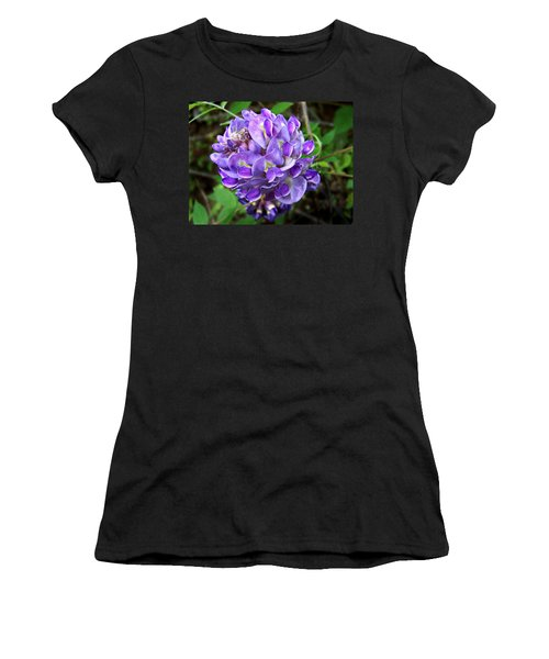 American Wisteria Women's T-Shirt (Athletic Fit)