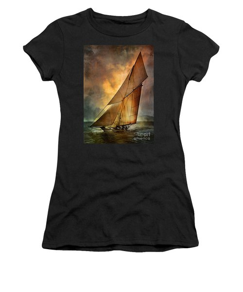 America's Cup  Women's T-Shirt (Athletic Fit)