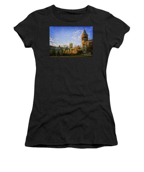 An Afternoon At Princeton Women's T-Shirt