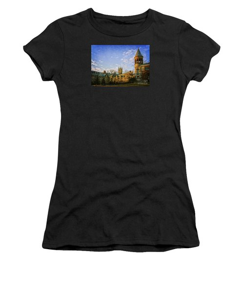 An Afternoon At Princeton Women's T-Shirt
