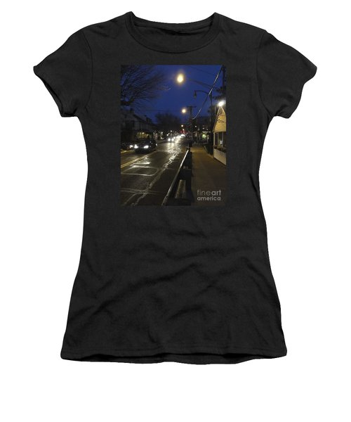 An Evening For Robert Beck Women's T-Shirt (Athletic Fit)