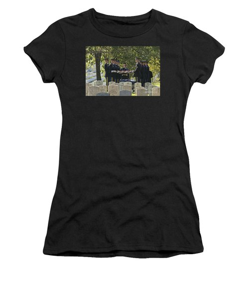 An Honored Dead Women's T-Shirt (Athletic Fit)