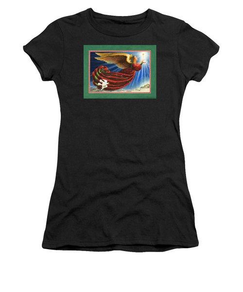 Angel Of The Star Women's T-Shirt
