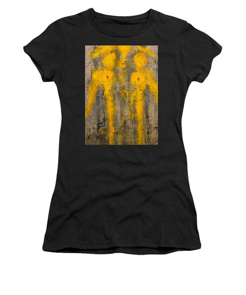 Angels I Have Seen Women's T-Shirt (Athletic Fit)
