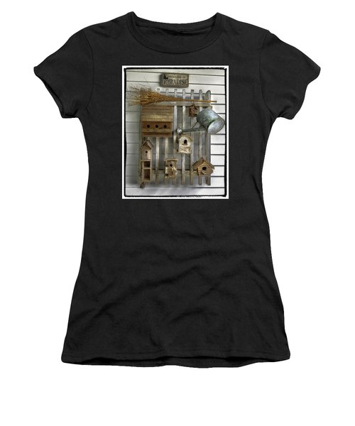 Another Day In Paradise Women's T-Shirt