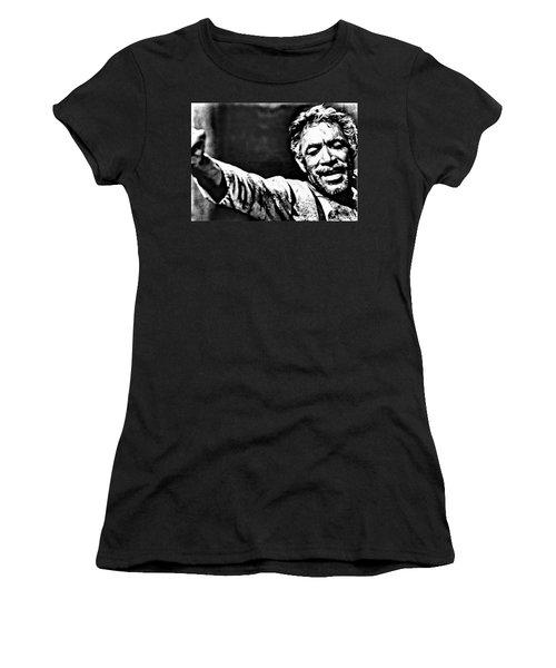 Anthony Quinn As Zorba Women's T-Shirt