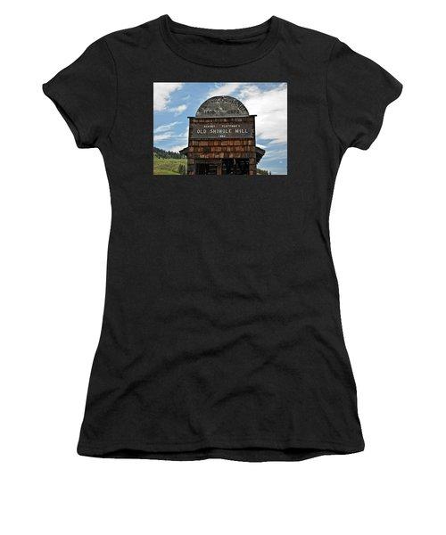 Antique Shingle Mill Women's T-Shirt
