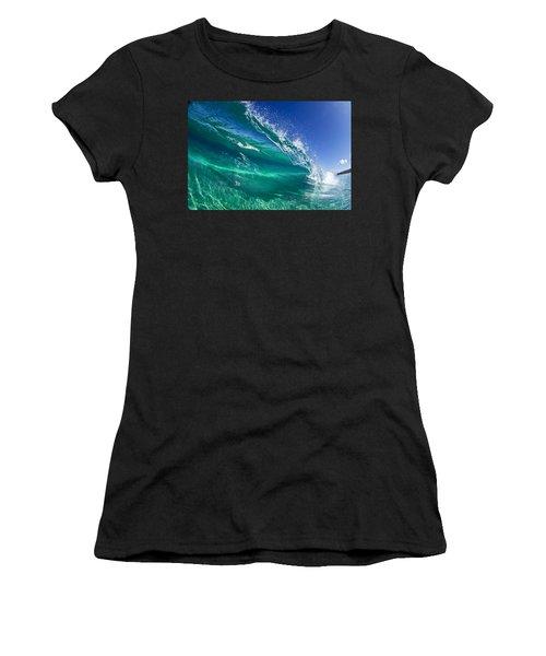 Aqua Blade Women's T-Shirt