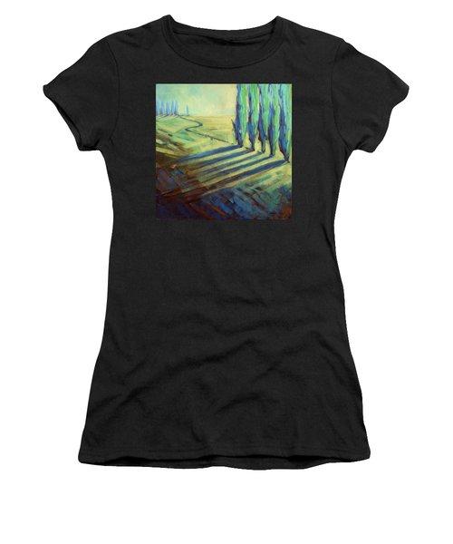 Aqua Women's T-Shirt