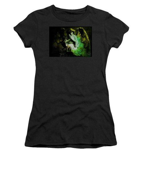 Archangel Uriel Women's T-Shirt (Athletic Fit)