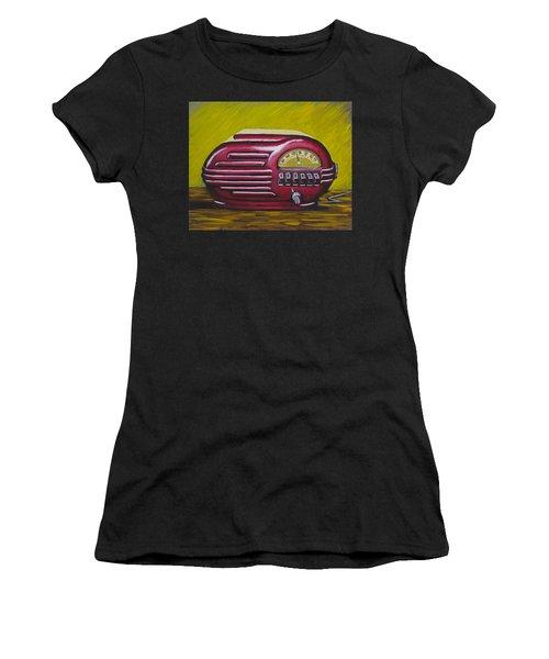 Art Deco Radio Women's T-Shirt