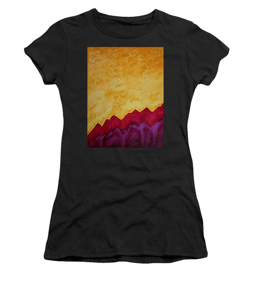 Ascension Original Painting Women's T-Shirt (Athletic Fit)