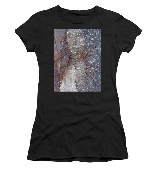 Asphalt - Portrait Of A Lady Women's T-Shirt