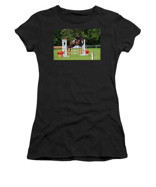 At-s-jumper132 Women's T-Shirt (Athletic Fit)