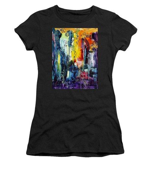 Atlantis Sinking Women's T-Shirt