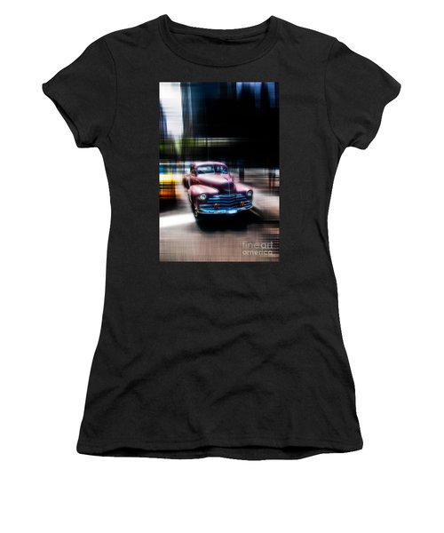 attracting curves III2 Women's T-Shirt (Athletic Fit)