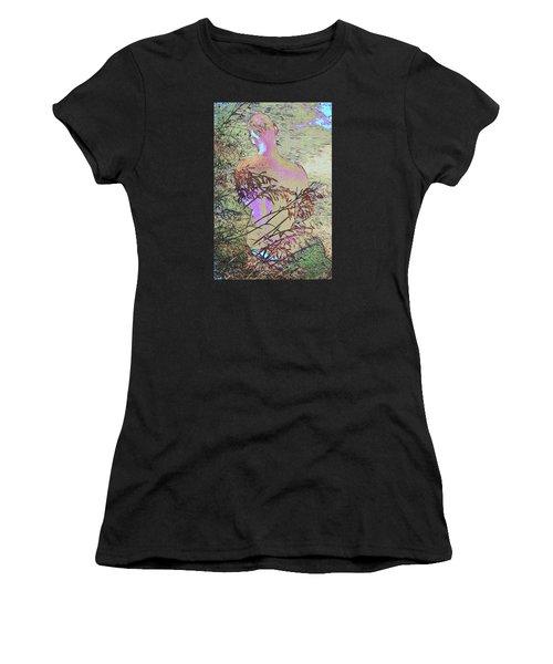 Austin A. 6-1 Women's T-Shirt (Athletic Fit)