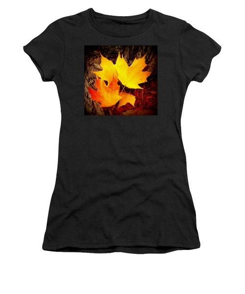 Autumn Fire Women's T-Shirt