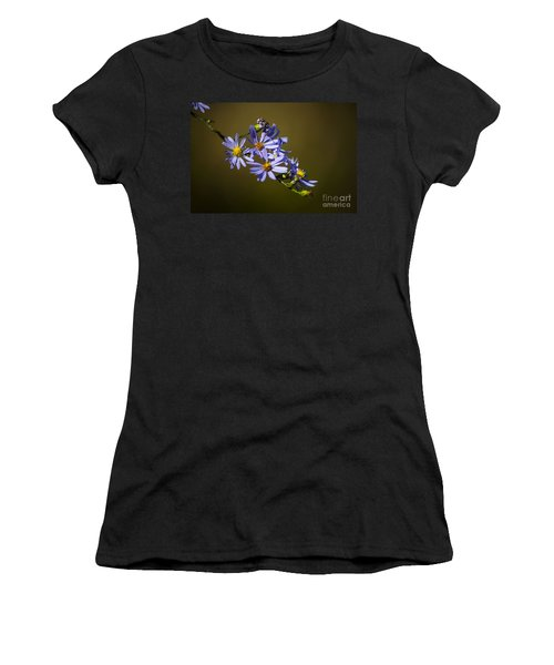Autumn Floral Women's T-Shirt