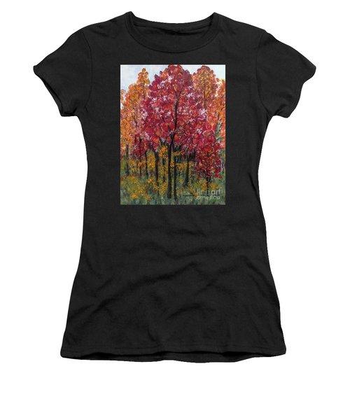 Autumn In Nashville Women's T-Shirt
