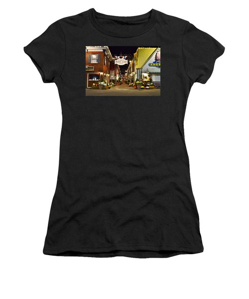 Autumn In Penny Lane - Rehoboth Beach Delaware Women's T-Shirt