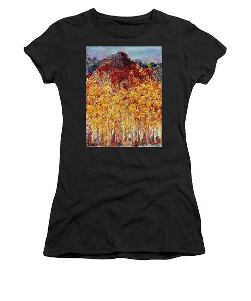 Autumn In The Pioneer Valley Women's T-Shirt
