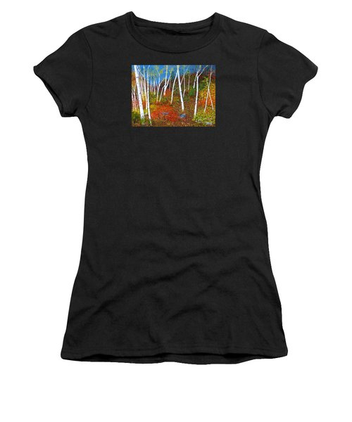 Autumn Splendour Women's T-Shirt