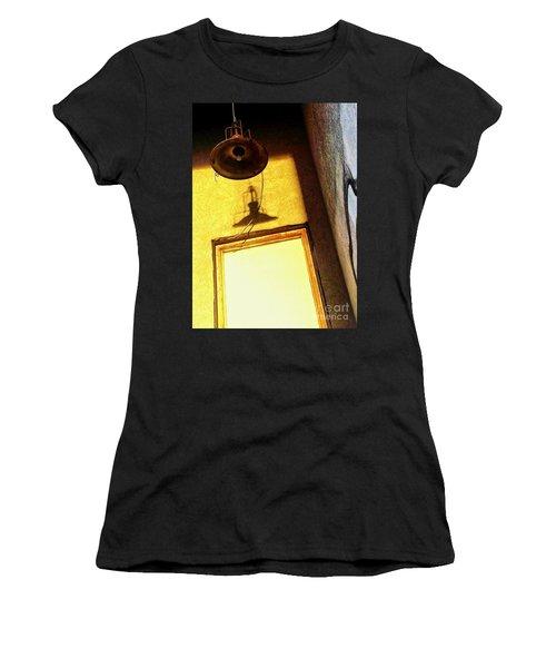 Back Of House Women's T-Shirt (Junior Cut) by James Aiken
