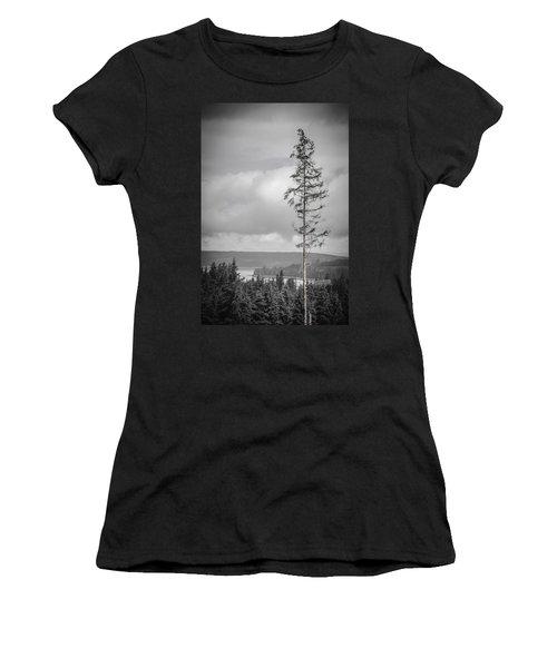 Tall Tree View Women's T-Shirt