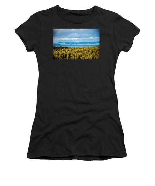 Backroad Ocean View Women's T-Shirt