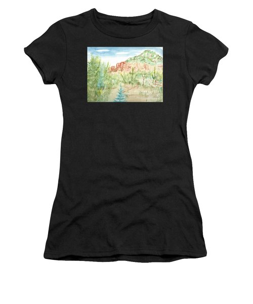 Backyard Sedona Women's T-Shirt