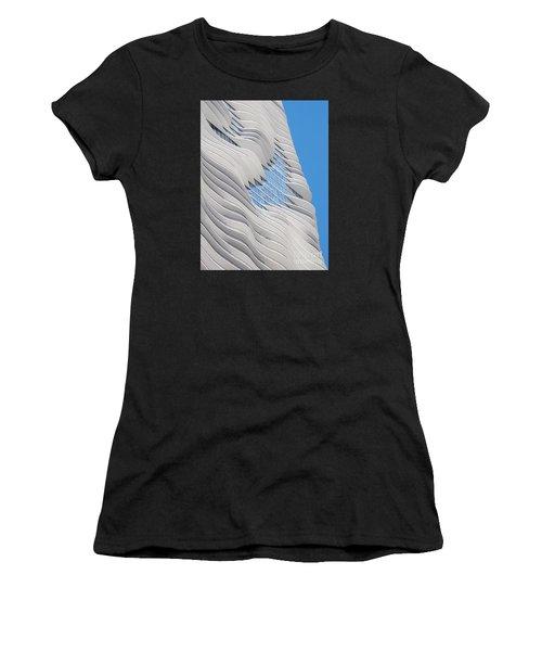 Balconies Women's T-Shirt (Athletic Fit)