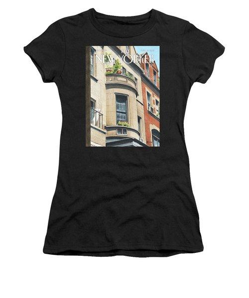 Balcony Scene Women's T-Shirt